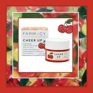 Farmacy CHEER UP Vitamin C Under Eye Cream *NIB!